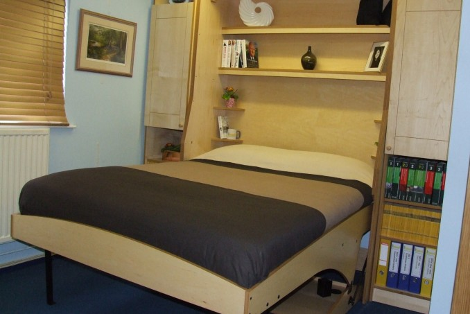 Bed Study Table | Folding Study table | Laptop Table - D ...